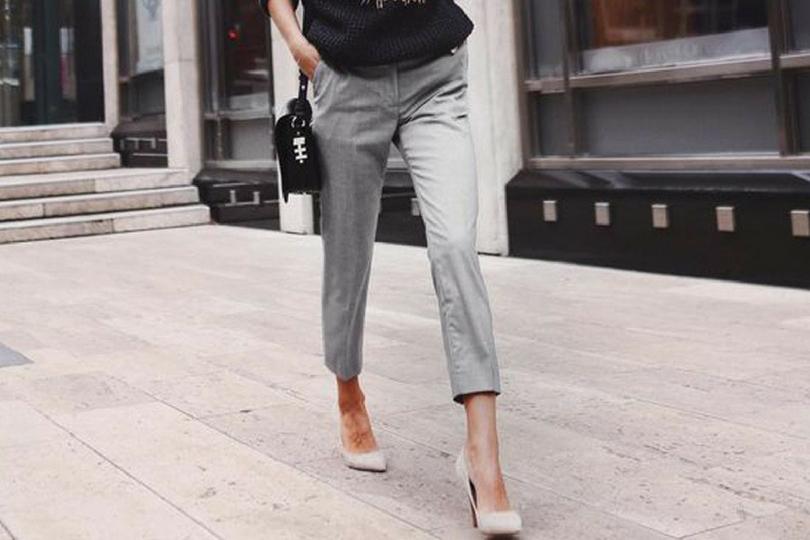 Pantalone donne modello sigaretta