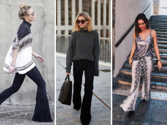 come scegliere i pantaloni giusti modello zampa