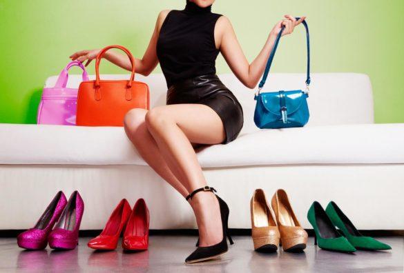 borse e scarpe come abbinarle
