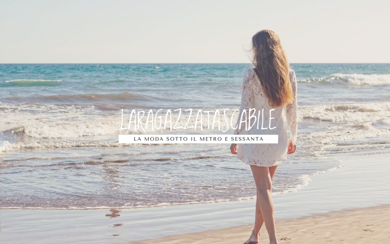 Outfit da spiaggia per petite girl