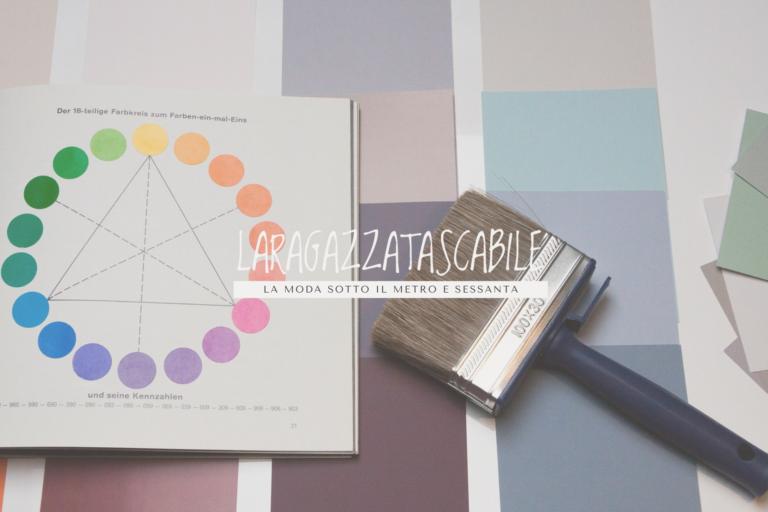 cerchio di Itten per comprendere i colori