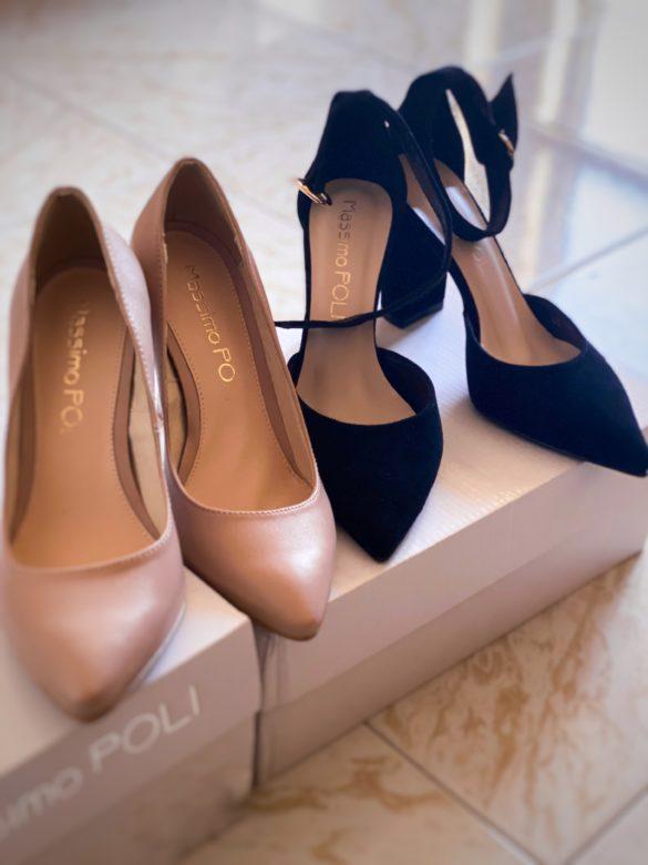 scarpe piccole numeri 33